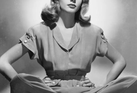 Lauren Bacall 1924 – 2014
