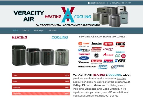 Veracity Air Heating & Cooling